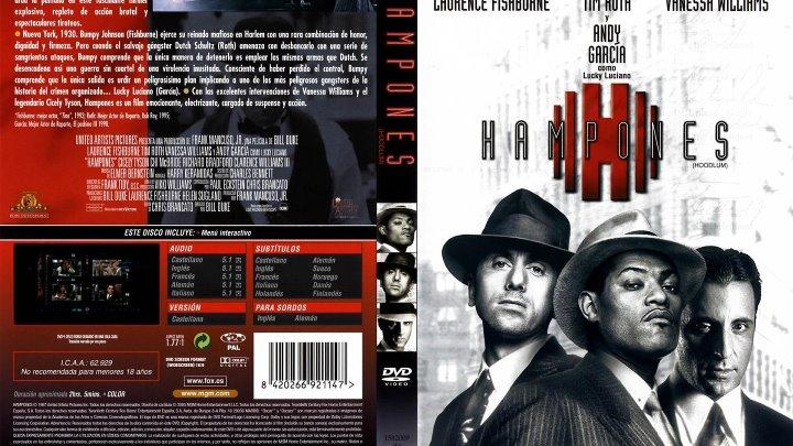 Hampones Hoodlum 1997 1080p Castellano