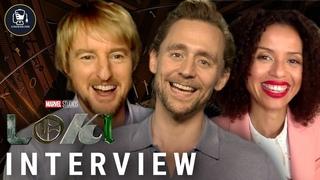 'Loki' Interviews With Tom Hiddleston, Owen Wilson And More!