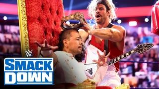 The Coronation of Kingsuke Nakamura: SmackDown, June 25, 2021