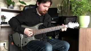 Avril Lavigne - Nobody's Home (cover by Randall Harrell)
