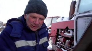 Почему греется двигатель на тракторе ЮМЗ-ЗТМ нашёл 1 причину