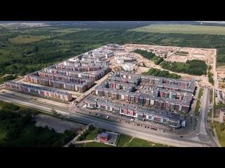 ЖК Зелёный квартал Setl Group : Обзор Новостройки в Московском районе Санкт-Петербурга (июнь 2021)