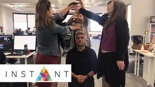 The Finger Lift Challenge: Can The INSTANT Team Make It Work? | Instant Exclusive | INSTANT