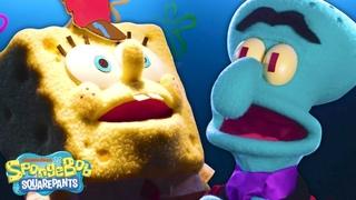 """BAND GEEKS"" As Told  🎺 featuring Sweet Victory! | SpongeBob"
