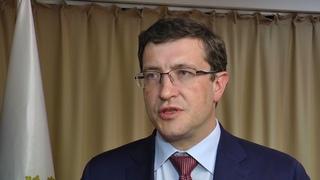 Губернатор Глеб Никитин ввел новые коронавирусные ограничения