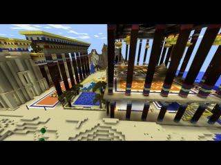 Обзор построек в Minecraft DX Ep.5