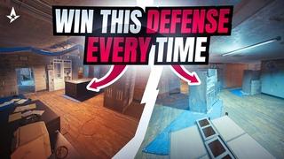 97% Winning Defense Strategy For Favela - Rainbow Six Siege