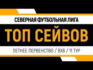Топ Сейвов. 11 тур. Брянцева