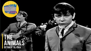 """The Animals """"House Of The Rising Sun"""" on The Ed Sullivan Show"""