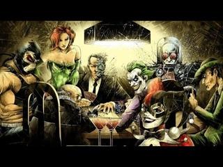 Batman Villains - Tribute
