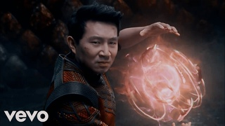 Rich Brian - Act Up (Music Video) ft. EARTHGANG | Shang-Chi and The Legend Of The Ten Rings