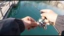 Открыл СПИННИНГОВЫЙ сезон ФОРЕЛЬЮ Форелевая рыбалка на Изумрудном. Такая ловля форели в Сибири.