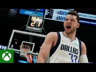 NBA 2K22 Gameplay Reveal Trailer