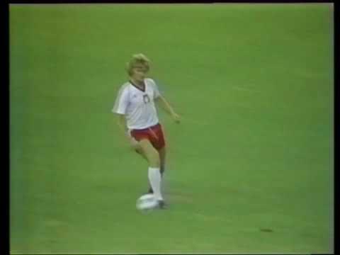 1976 Olympic Football Poland v North Korea