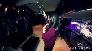 SASHA GREY Dj Set - Aftermovie 20/01/18 Cap Creus second skin - Imola, Italy