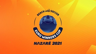 CD SAN FRANCISCO (ESP) vs BSC KRYLIA SOVETOV (RUS) - Euro Winners Cup Nazaré 2021 QUARTER FINAL 1