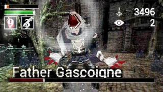 Bloodborne PS1 Demake: Father Gascoigne Gameplay WIP