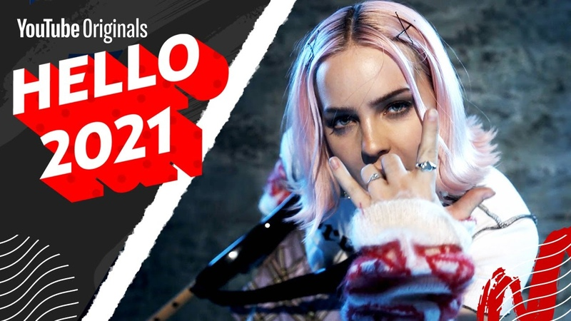 Anne Marie Problems One Woman Band Performance Hello 2021 UK