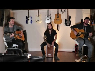 Saint Asonia - Never Too Late Acoustic 89x Session