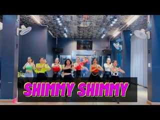 Shimmy Shimmy Zumba | Takagi & Ketra | Giusy Ferreri | Dance Fitness | Dance Workout | Easy Steps