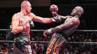 Deontay Wilder vs  Johann Duhaupas CLOSE FIGHT Highlights TKO HD
