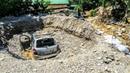 ЯЛТА. Каменный ПОТОК накрыл ДОМА и АВТО! Мощные ЛИВНИ в Крыму. Ужасная трагедия Хуторок