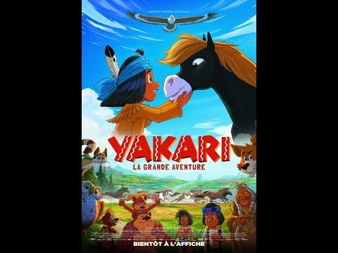 Nonton Movie Yakari a Spectacular Journey 2020 Sub Indo