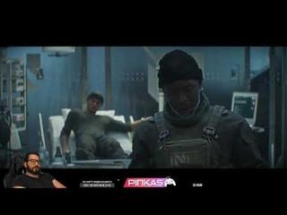 Battlefield 2042 — Исход  ФИЛЬМ | Майкл Кеннет Уильямс УМЕР | ИРЛАНДЕЦ УМЕР