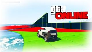 ТРЕЙЛЕР САМОЙ СКОРОСТНОЙ ГОНКИ НА ФРИКРАУЛЕРЕ В GTA 5 online 3 этап (GTA 5 SKILL TEST)