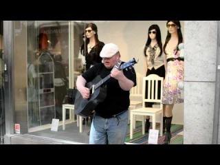 Dave Stewart  Homeless Mustard - Zombie (Cover)