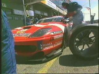 FIA GT 2004 Этап 5 Брно Обзор телеканала Спорт
