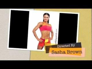 """Вот такая веселая """"тренировочка""""! Cyber Body Slimmer. Fun workout by Sasha Brown."""
