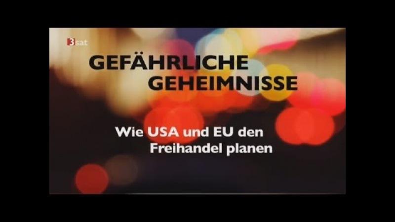 Wie USA und EU den Freihandel planen