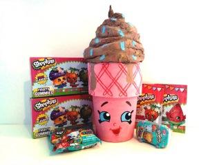Мармелад и конфеты Шопкинc(Shopkins gummies and candies),распаковка 3 сезон(Shopkins season3)