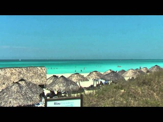 Hotel Blau Varadero**** is a very luxury hotel with a wonderful beach in Varadero, Cuba