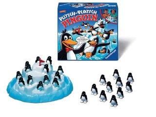 """Настольная игра """"Пингвины на льдине"""" (Ravensburger)– тест-драйв"""