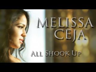 MELISSA CEJA in ALL SHOOK UP ( Photo Shoot)