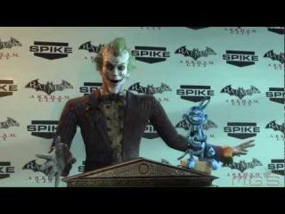 Batman: Arkham City - Джокер персонаж года VGA 2011