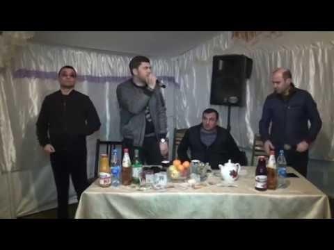 Senin Başın başdı emelli Başdı Perviz Mehman Vuqar Mubariz MEYXANA 2018 SALYAN