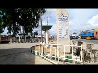 FARUNA STORE FUEL STATION TARABA STATE 100% TBC