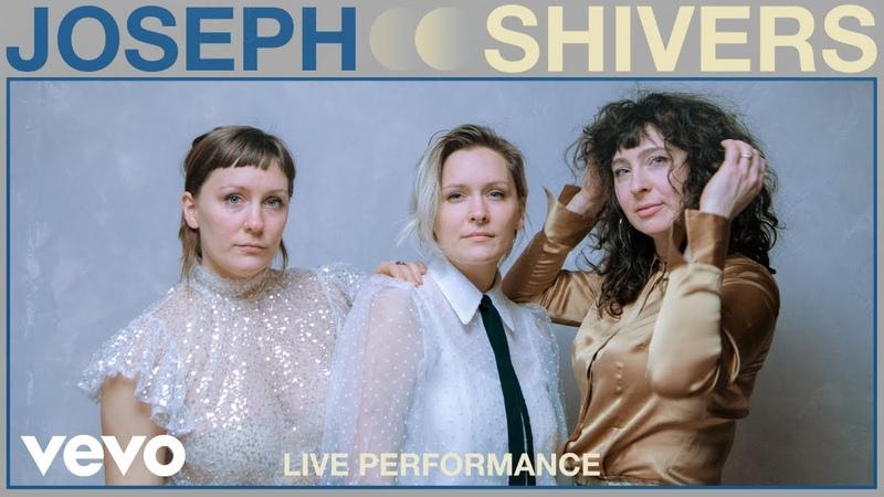 Joseph Shivers Live Performance Vevo