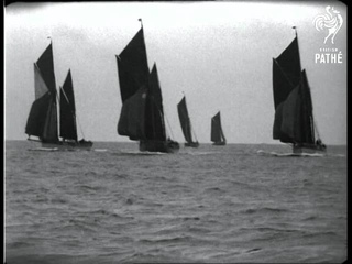 The Red Boats Of Brixham (1925)