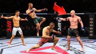 ДМИТРИЙ НАГИЕВ ДЕРЁТСЯ против БОЙЦОВ UFC / Лучшие моменты и нокауты