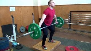 Рывок штанги  Snatch Weightlifting Обучение технике.Урок №3.