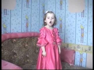 Алиса 3 года Старый рояль Алиса Кожикина (Alisa Kozhikina)