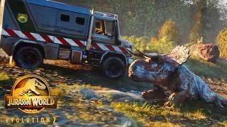 Jurassic World Evolution 2 (Official Trailer)