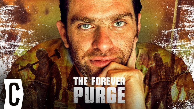 'The Forever Purge' Director Everardo Gout Reveals the Movie's Biggest Challenge