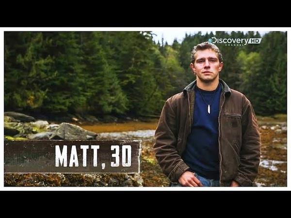 Аляска Семья из леса Мэтт Браун Alaskan Bush People Matt Brown My Type