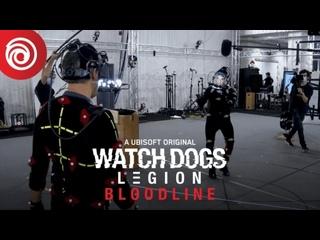 Watch Dogs: Legion – Наследие | За кулисами