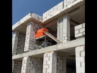 Видео от Строительство домов в Крыму и Севастополе